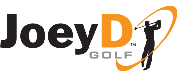 Joey D Golf Mobile Logo