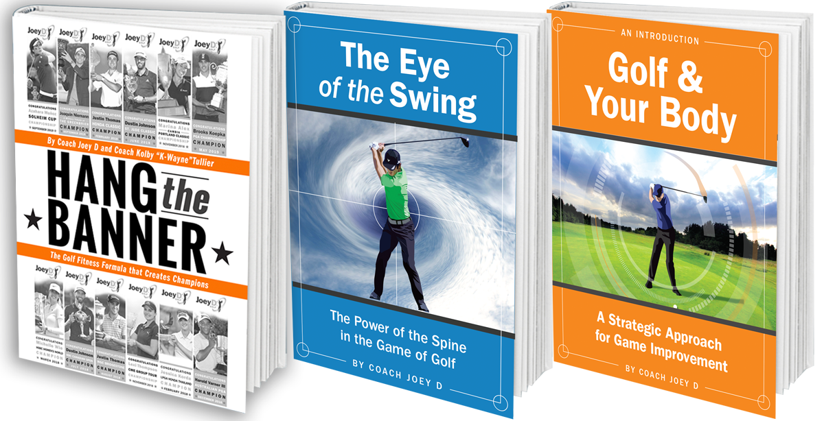 Free golf fitness E-books